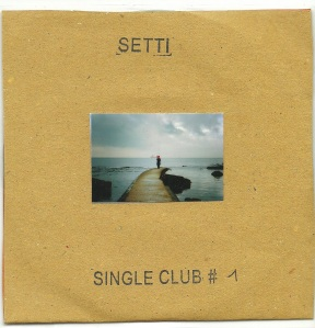 COPERTINA - SETTI - UN MARE Single Club